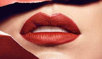 Tips for wearing a red lipstick  – advice from makeup artist